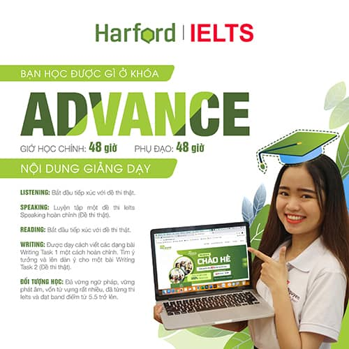 IELTS Advance