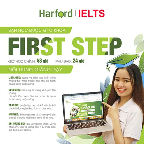 IELTS First Step